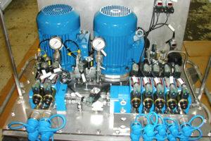 SKB Vattenfall hydraulaggregat